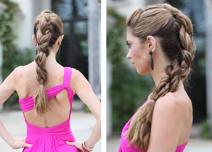Lydia hair