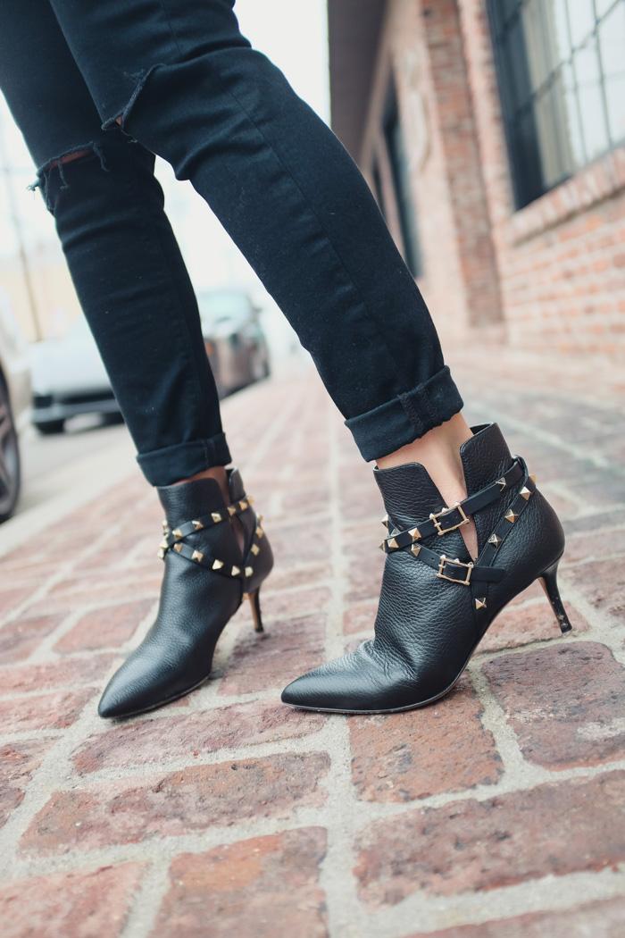 lydia-valentiono-booties-black